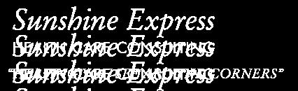 Sunshine Express logo