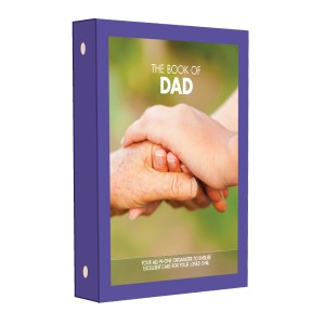 The Book of Dad Binder set