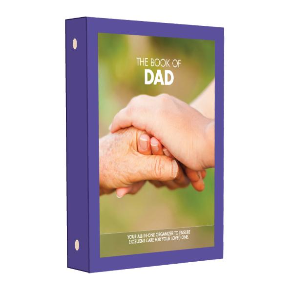 The Book of Dad Binder set