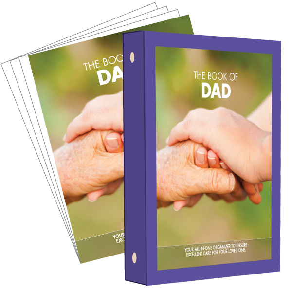 The Book of Dad Deluxe Set