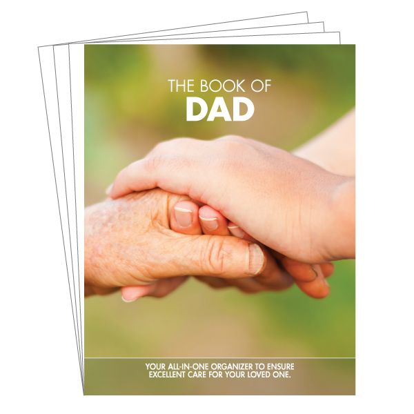 The Book of Dad Printable